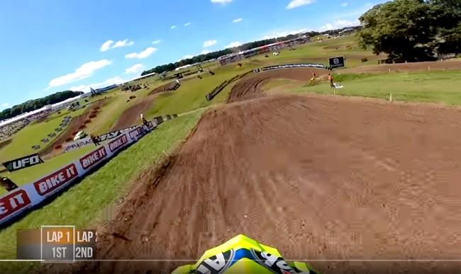 Vidéo : la première manche MXGP à Matterley Basin à bord de la KTM d'Antonio Cairoli