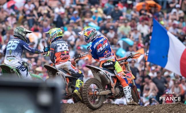 MXGP en France: Herlings intouchable, Desalle au pied du podium