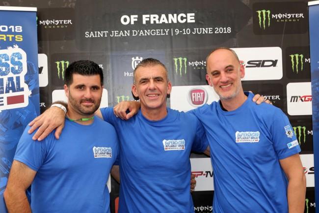 Un Supercross à Marseille