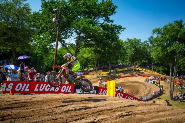 Motocross US : le calendrier outdoor 2021