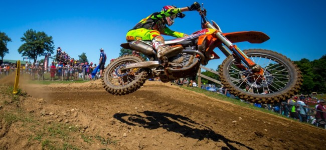 Motocross US : à partir du 15 août, neuf épreuves en moins de deux mois