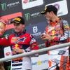 GP d'Asie – Les réactions du podium MX2