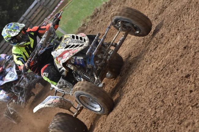 Photos : les quads sur le motocross AMPL de Wéris