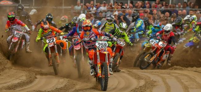 Nouveau format et nouveaux barèmes pour les Belgian Masters of Motocross