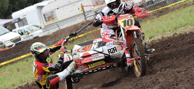 Quatre épreuves au calendrier du championnat de Belgique sidecar