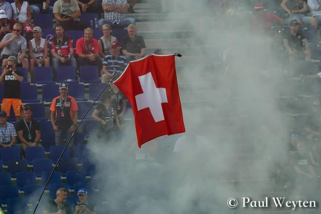 Photos : la journée du samedi sur le GP de Suisse