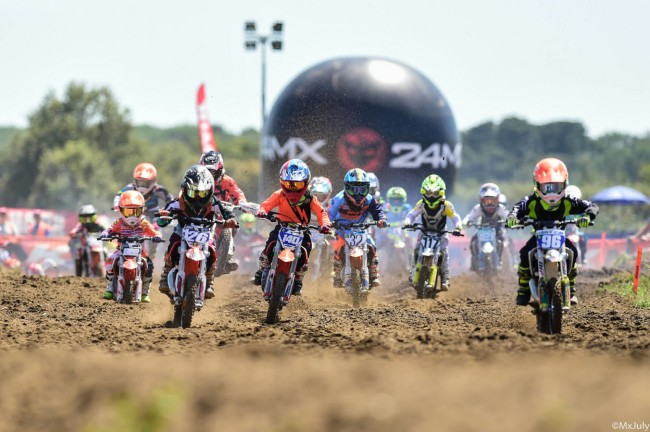 Photos : la 7ème Rookies Cup 24MX