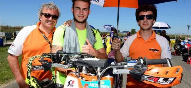 Romain Kaivers à nouveau sur le podium en Grèce