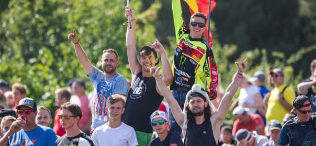 MXGP : un GP à Lommel jusqu'en 2023