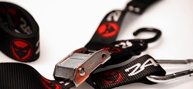 Sangles 24MX : votre moto toujours bien arrimée
