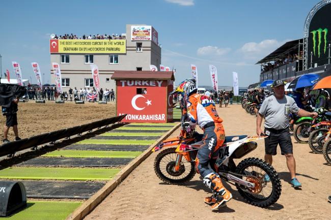 MXGP : une épreuve de plus en Turquie