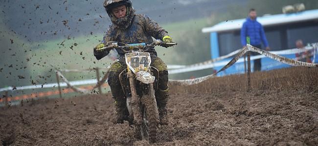 Photos : pluie et boue pour la finale du championnat FPCNA à Hanzinelle