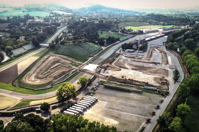 Vidéo MXGP : découvrez la piste d'Imola avec Jorge Prado