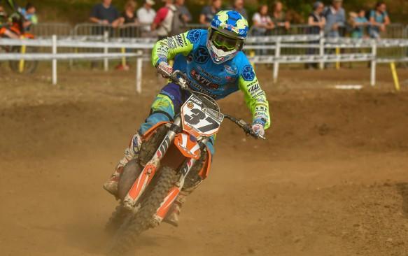 La saison belge de motocross se referme ce weekend à Nismes