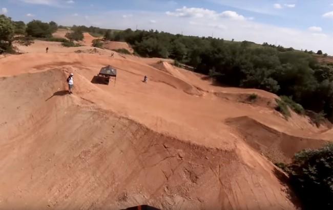 Vidéo : Gilles Dejong à Royal Hills
