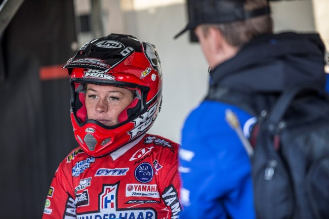 Nancy Van De Ven revient à 5 points de Kiara Fontanesi