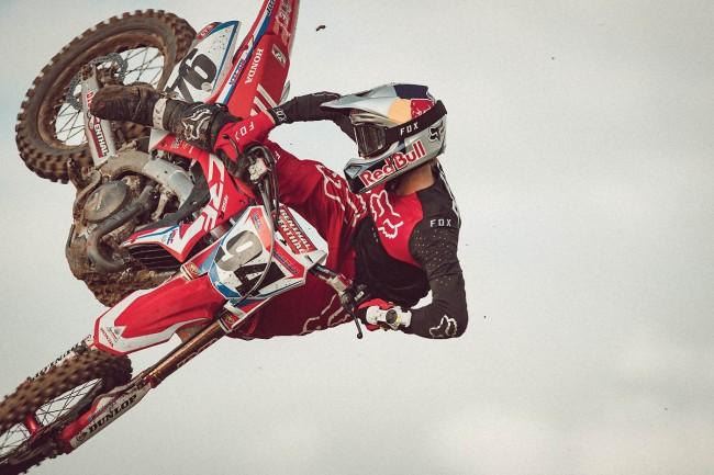 Ken Roczen prolonge son contrat avec Honda