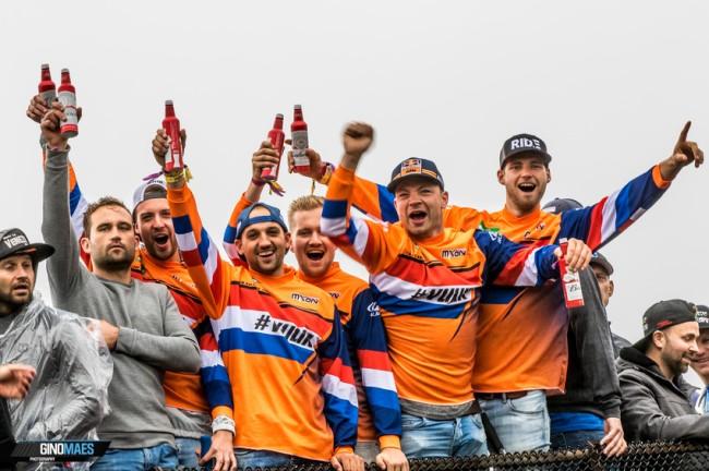 MX des Nations : la fédération hollandaise présente 4 pilotes