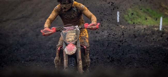 MXdN : Calvin Vlaanderen absent de la deuxième manche