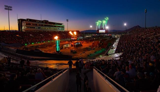 Monster Energy Cup : les meilleurs moments en images