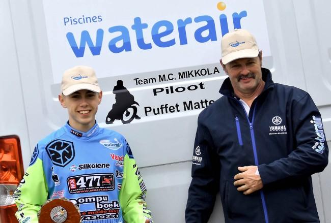 Deux titres pour Mattéo Puffet… avant de se lancer dans le championnat de France des Sables !
