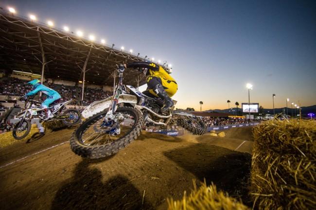 Photos : le Red Bull Straight Rhythm 2018