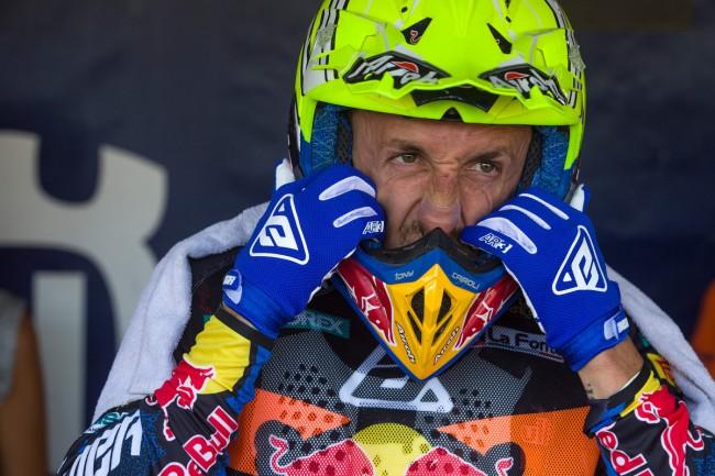 Antonio Cairoli renonce à la tournée indonésienne