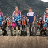 Wade, Farres et Graulus rejoignent F4E KTM Racing