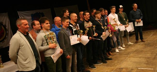 Les champions de Belgique FMB récompensés le 11 janvier à Lummen