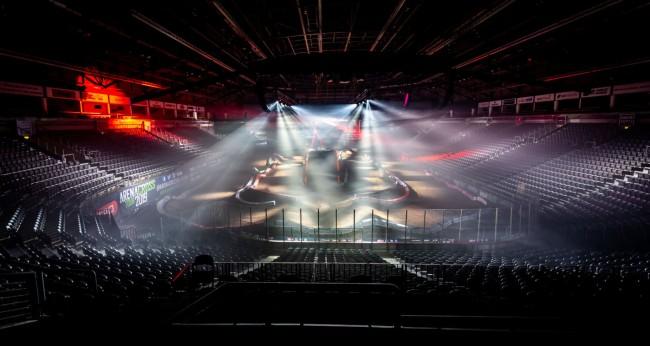 La finale du championnat Arenacross ramenée à une seule soirée