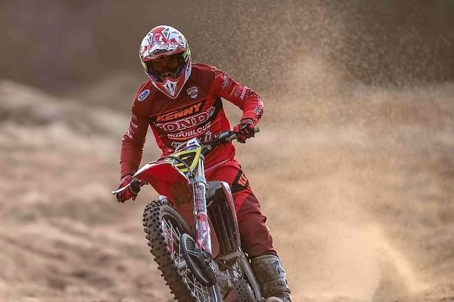 Jeremy Van Horebeek en MXGP avec Honda SR Motoblouz