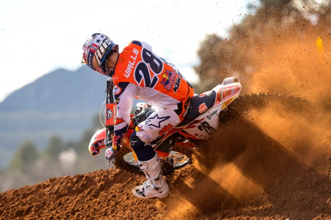 Herlings, Vialle, Hofer : les KTM-boys s'entraînent en Espagne