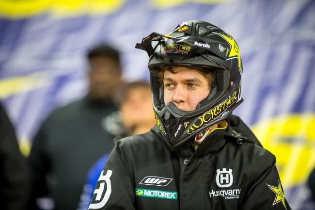 Thomas Covington de retour dès Daytona ?