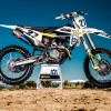 Photos : les machines du team IceOne Racing Husqvarna