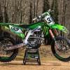 Photos : les Kawasaki officielles de Julien Lieber et Clément Desalle à la loupe