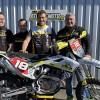 Antoine Basset en EnduroGP avec Atomic Moto et Husqvarna