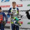 Junior Bal remporte le titre Espoir sur le championnat de France des Sables !
