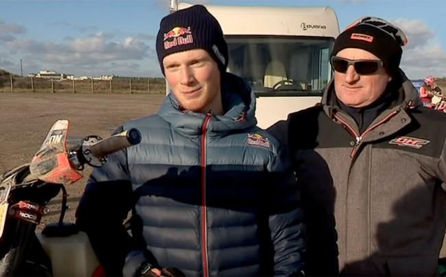 Vidéo : ces fils qui rêvent de rejoindre leur père sur la prestigieuse liste des vainqueurs du Touquet
