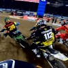 A bord de la KTM de Jordon Smith dans la finale SX250 de Minneapolis
