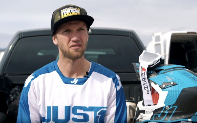 Vidéo : Kevin Strijbos à propos de la Yamaha YZF 450 et de son nouveau team