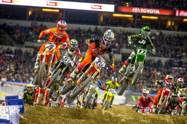 Supercross Indianapolis : le replay intégral