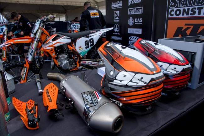 Photos : le championnat MXGP a posé ses valises en Argentine