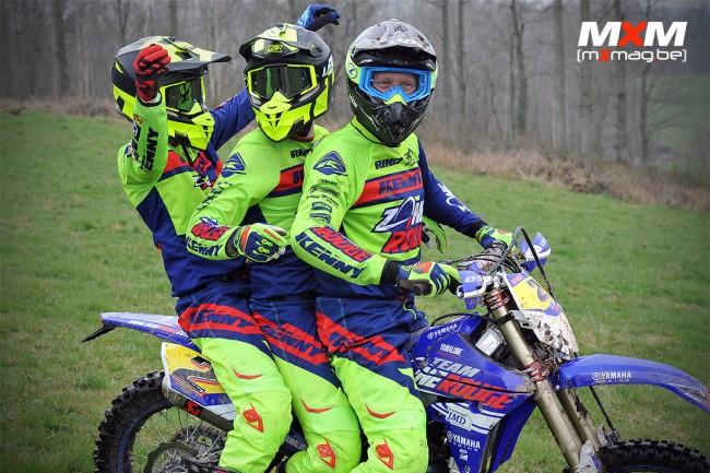 Vidéo : le team Yamaha Zone Rouge en action !