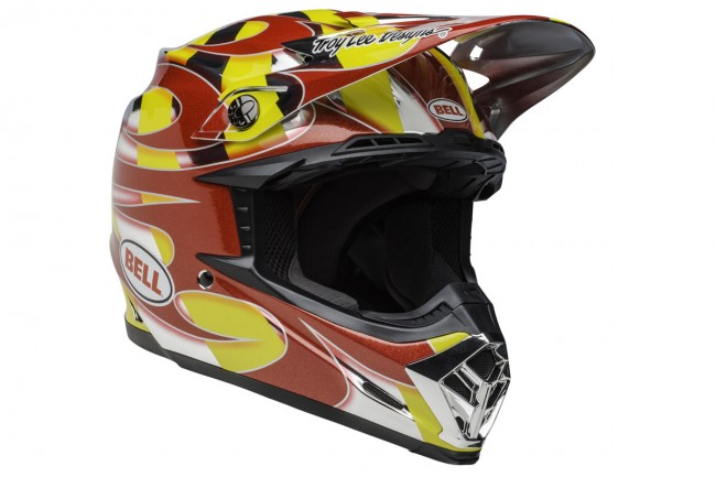 BELL ressuscite le casque du « King of Supercross »
