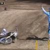 Vidéo : la chute de Jago Geerts en première manche MX2 à Neuquen