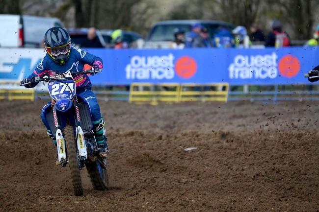 Amandine Verstappen survole l'épreuve d'ouverture du championnat de France féminin