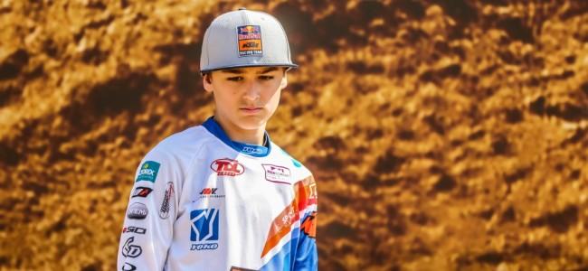 Sand Rookies à Lommel : les pilotes 125cc face à l'objectif de Gino Maes