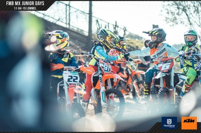 Photos : MX Junior Days à Lommel