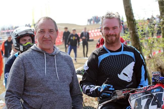 Motocross AMPL à Grandvoir : Bryan Boulard s'impose à domicile