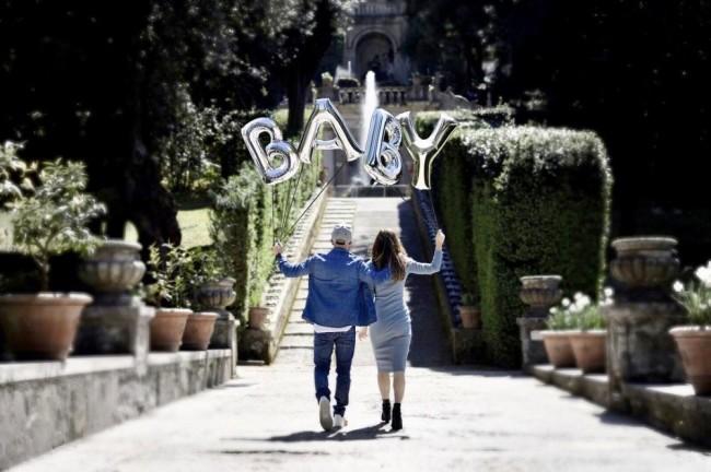 Jill et Tony Cairoli attendent une naissance !
